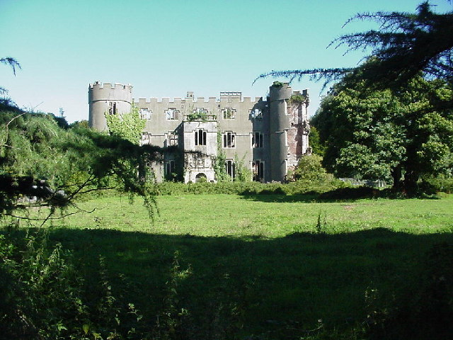 Ruperra Castle - geograph.org.uk - 73639