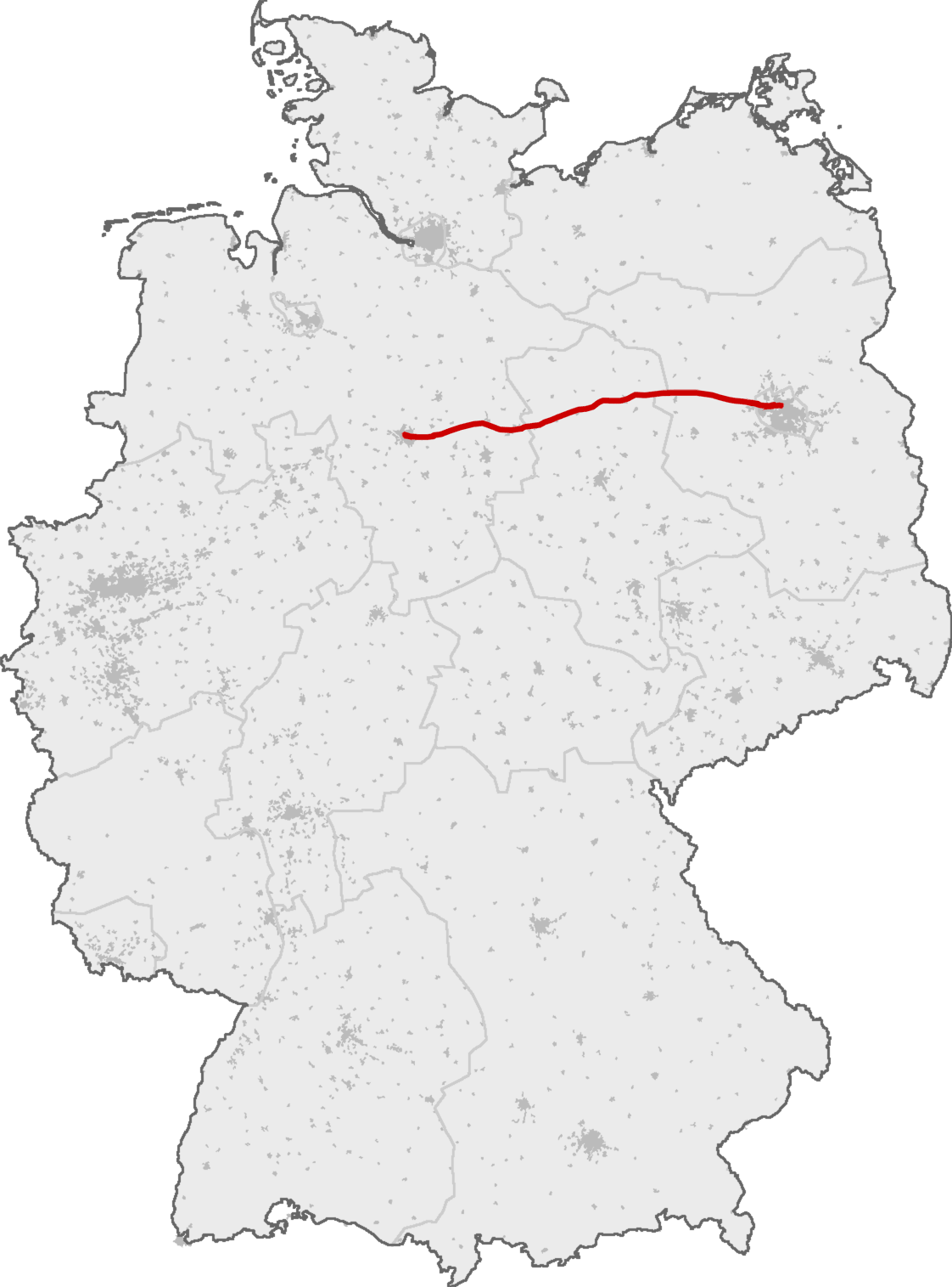 HanoverBerlin highspeed railway Wikipedia