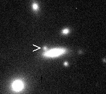 Supernova SN 2010cr in NGC 5177