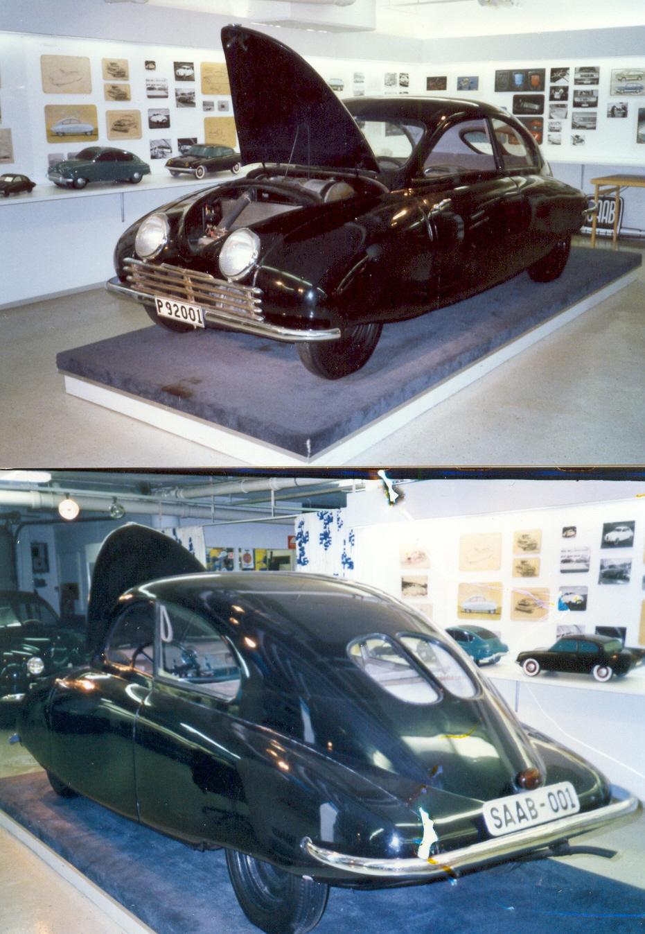 blah blah blog saab 001 concept toy car x playsam. Black Bedroom Furniture Sets. Home Design Ideas