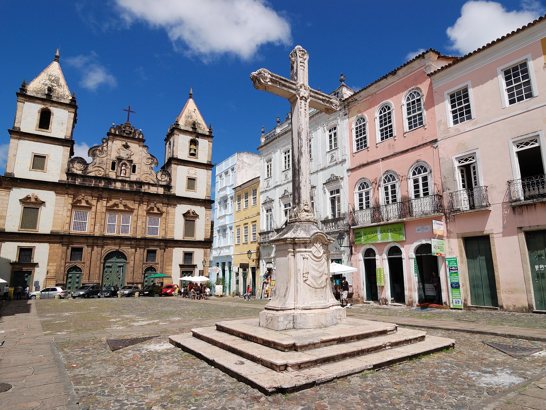 ab0f81c52 Igreja e Convento de São Francisco (Salvador) – Wikipédia, a enciclopédia  livre