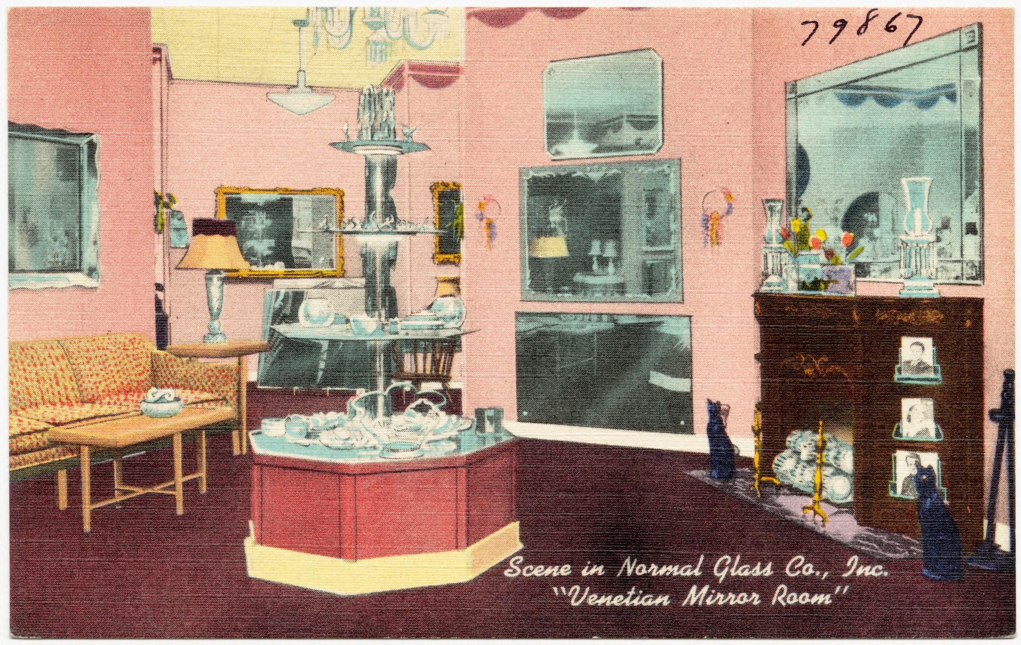 File Scene in Normal Glass Co   Inc   Venetian Mirror Room. File Scene in Normal Glass Co   Inc   Venetian Mirror Room  79867