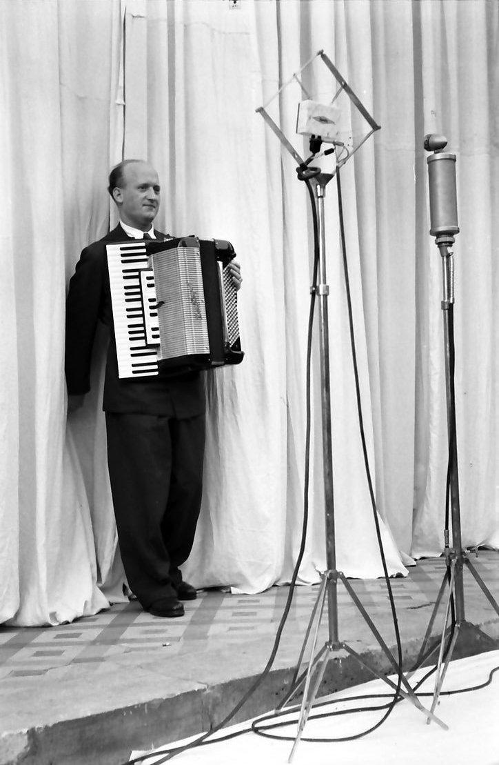 Albert Vossen Mit Seinen Solisten - Drunter Und Drüber - Denk' An Mich