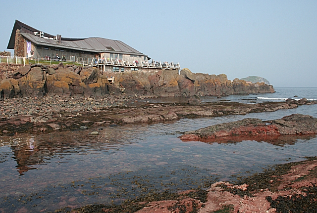 Scottish Seabird Centre - geograph.org.uk - 405667