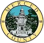 Official seal of Merced County, California