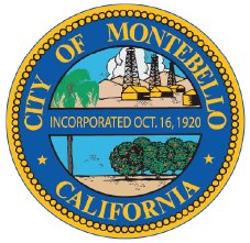 Official seal of City of Montebello