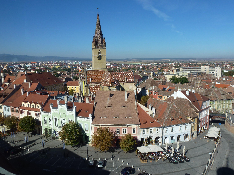 Sibiu (Hermannstadt),August 2015 - YouTube  |Hermannstadt