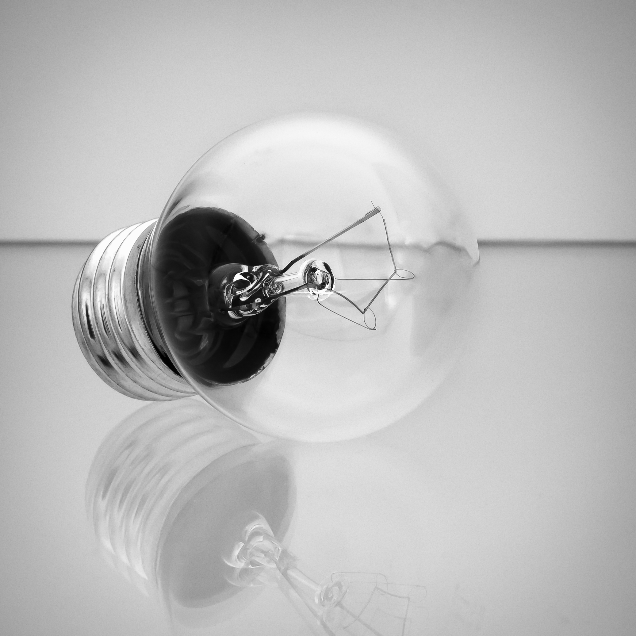 how to change a small pot light bulb