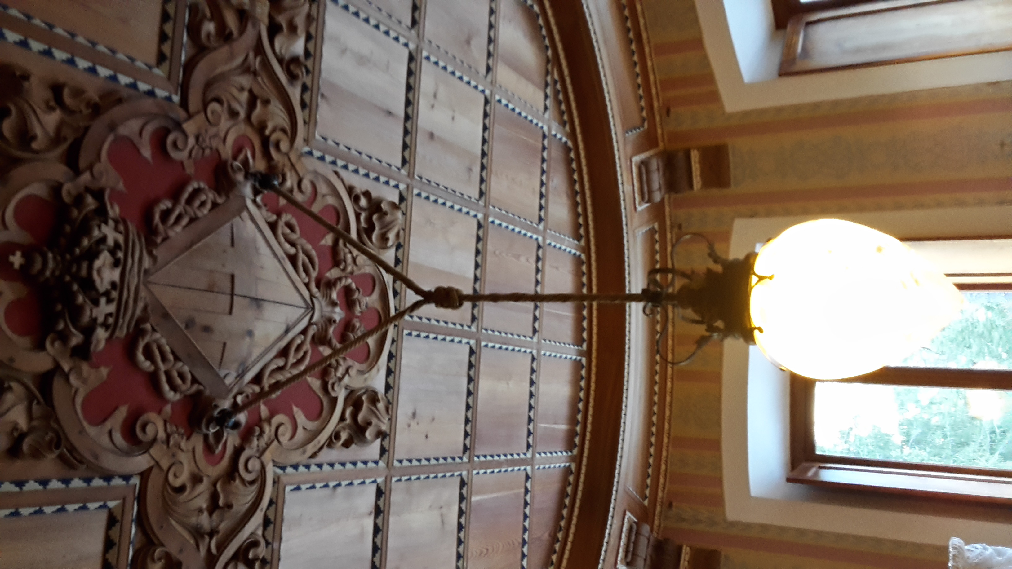 File soffitto camera da letto della regina margherita castel wikimedia commons - I segreti della camera da letto ...