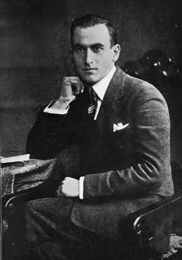 Photograph of Soghomon Tehlirian