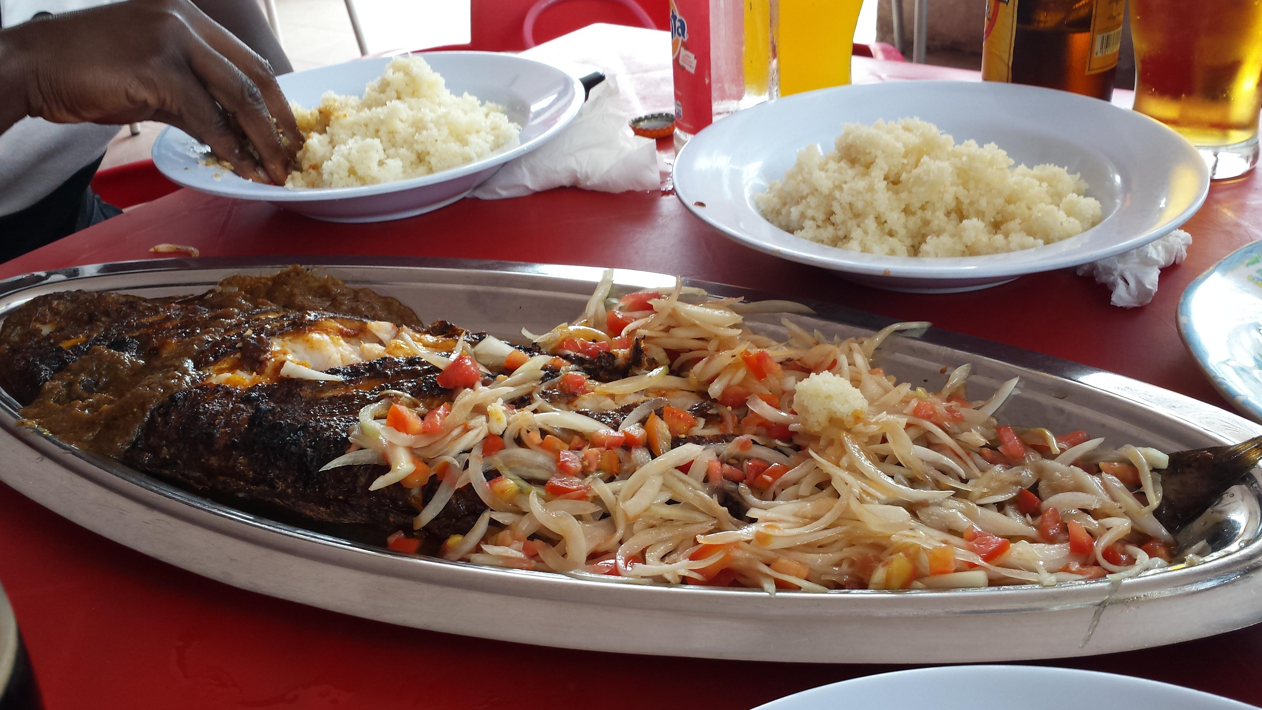 Ivory Coast Food List