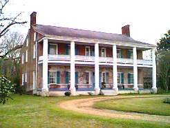 Springfield Plantation (Fayette, Mississippi) human settlement in Jefferson County, Mississippi, United States of America