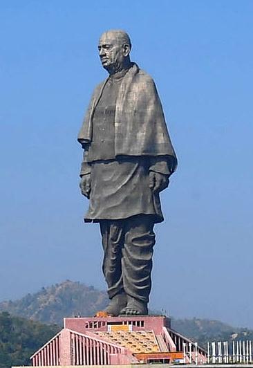 Statue of Unity - Wikipedia