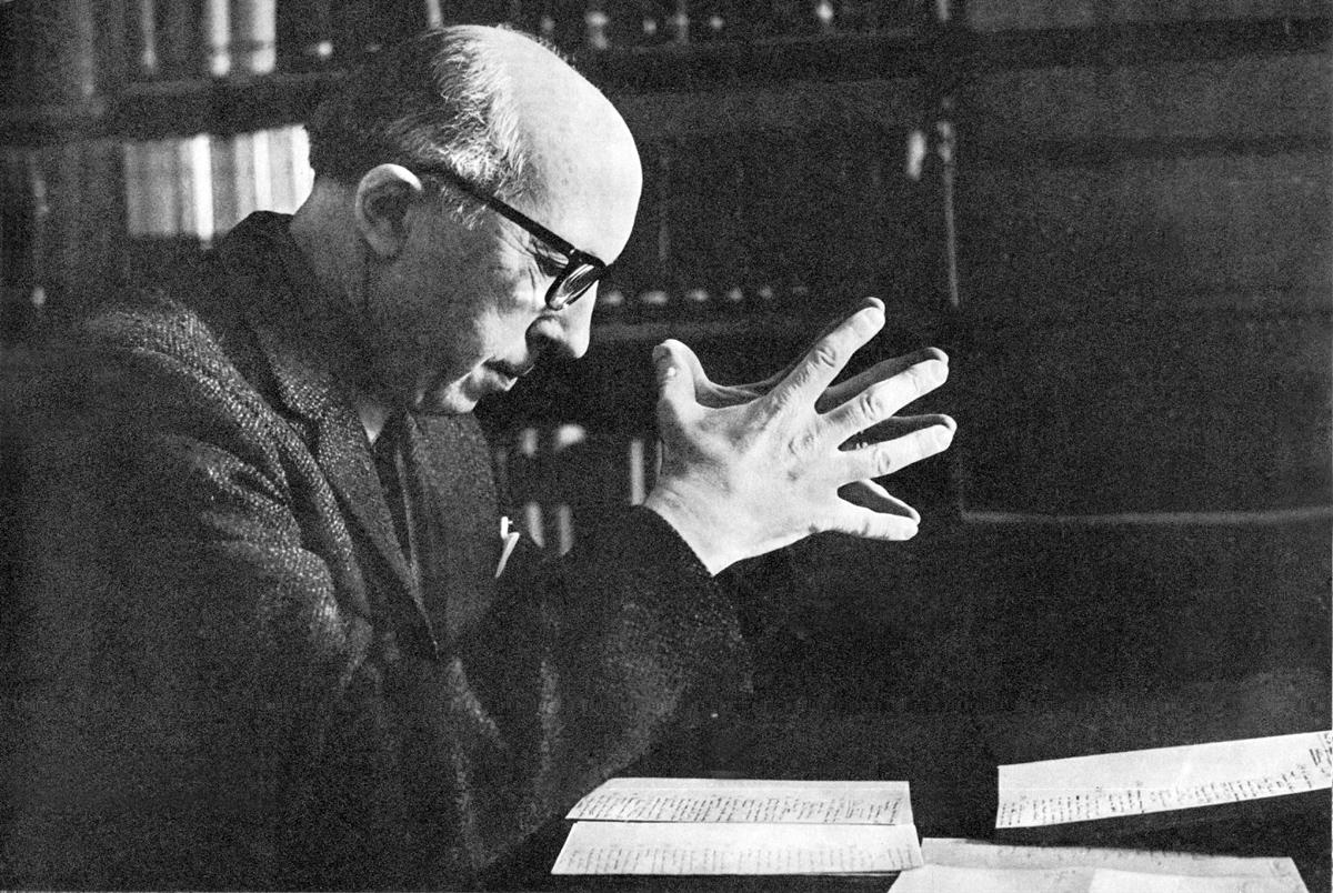 Prof. Stefan Swieżawski