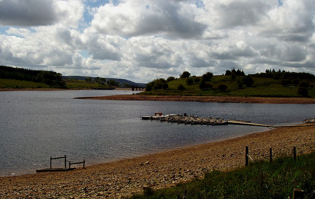 Stocks Reservoir - geograph.org.uk - 883440