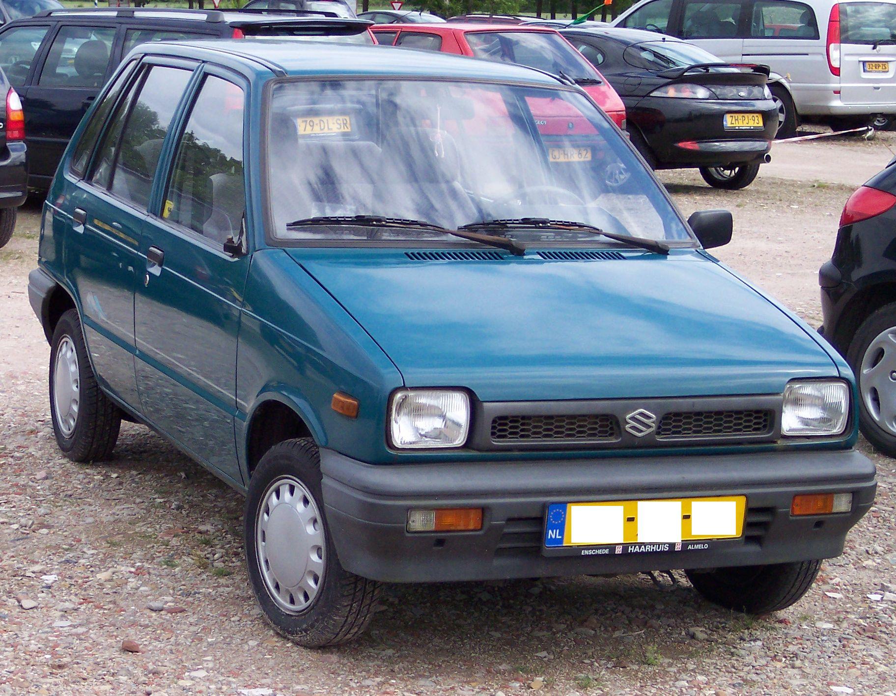 Suzuki Alto Cc