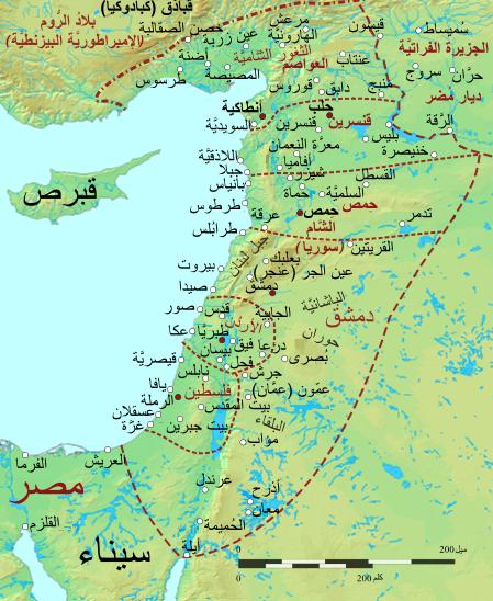 سوريا الكبرى Wikiwand