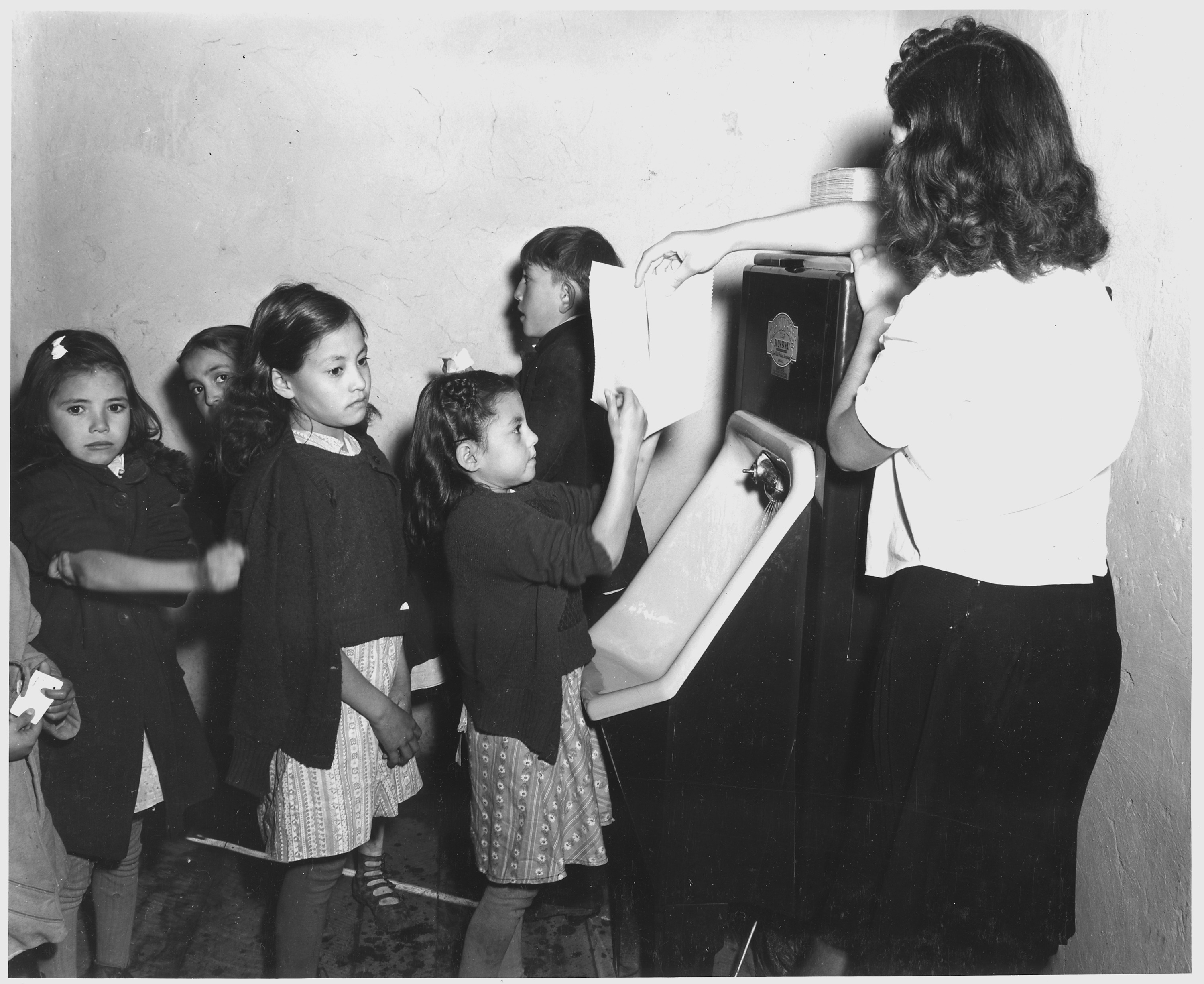 New mexico taos county penasco - File Taos County New Mexico Children Wash Their Hands Before Lunch At The