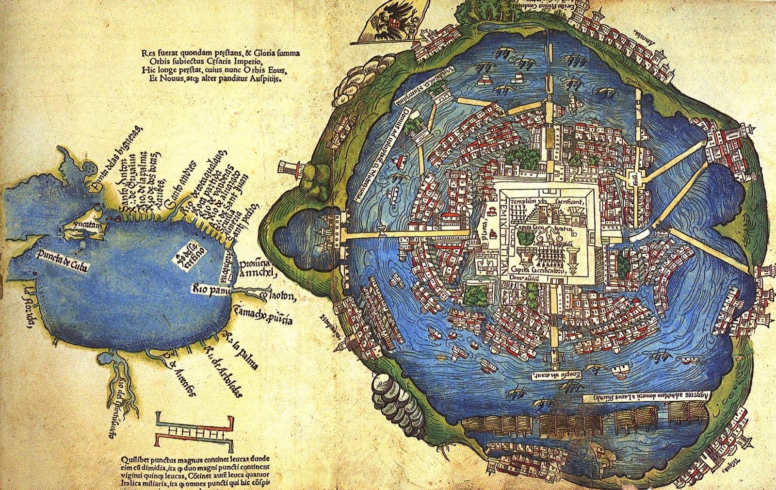 Resultado de imagen de tenochtitlan