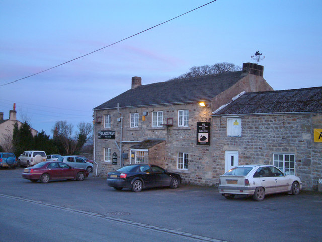 The Black Swan public house. - geograph.org.uk - 134064
