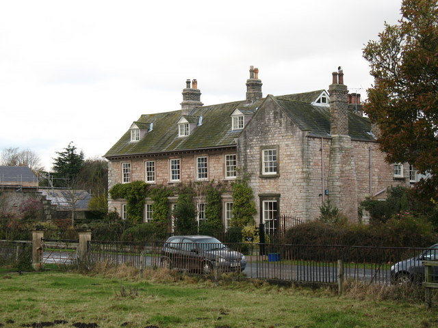 The Dower House, Newton Kyme - geograph.org.uk - 618040