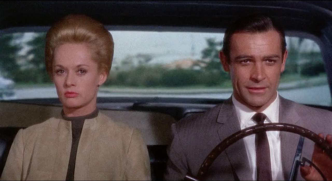 MARNIE 1964 Universal Pictures film with Tippi Hedren, directed by ...