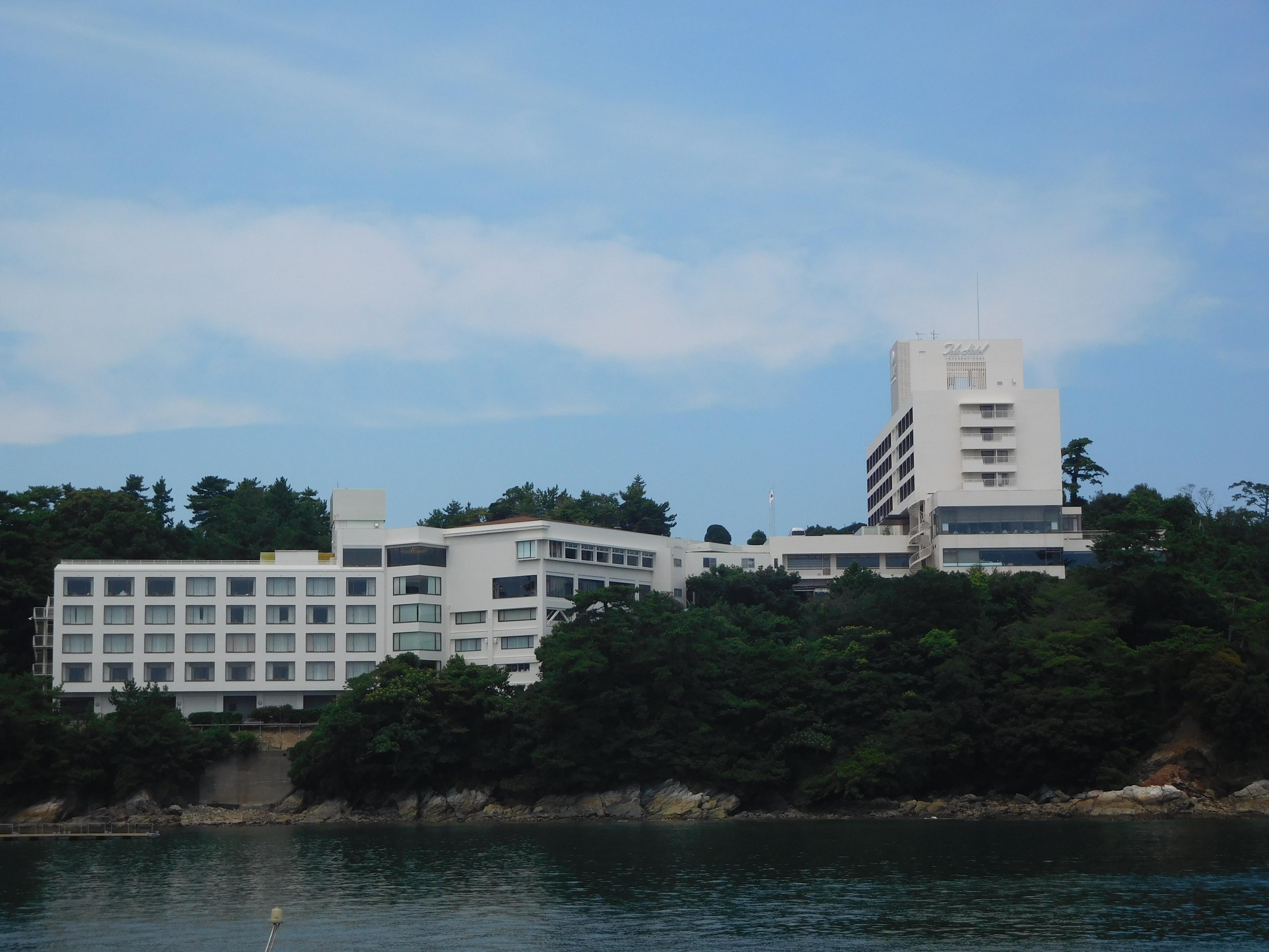 ランチ 鳥羽 国際 ホテル