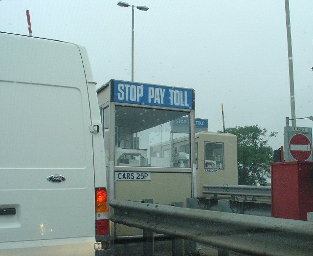 File Toll Booth At East End Of Dunham Bridge Lincolnshire Geograph Org Uk 52676 Jpg