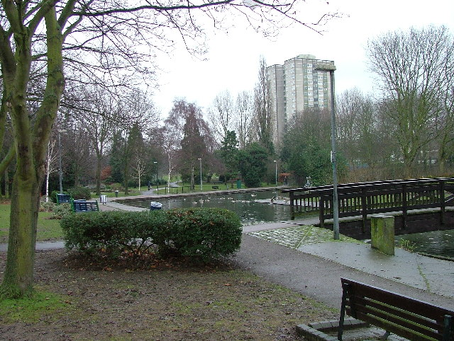 Town Park - geograph.org.uk - 107074