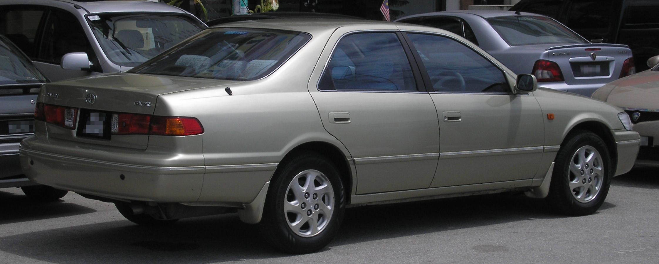 File Toyota Camry Fourth Generation First Facelift