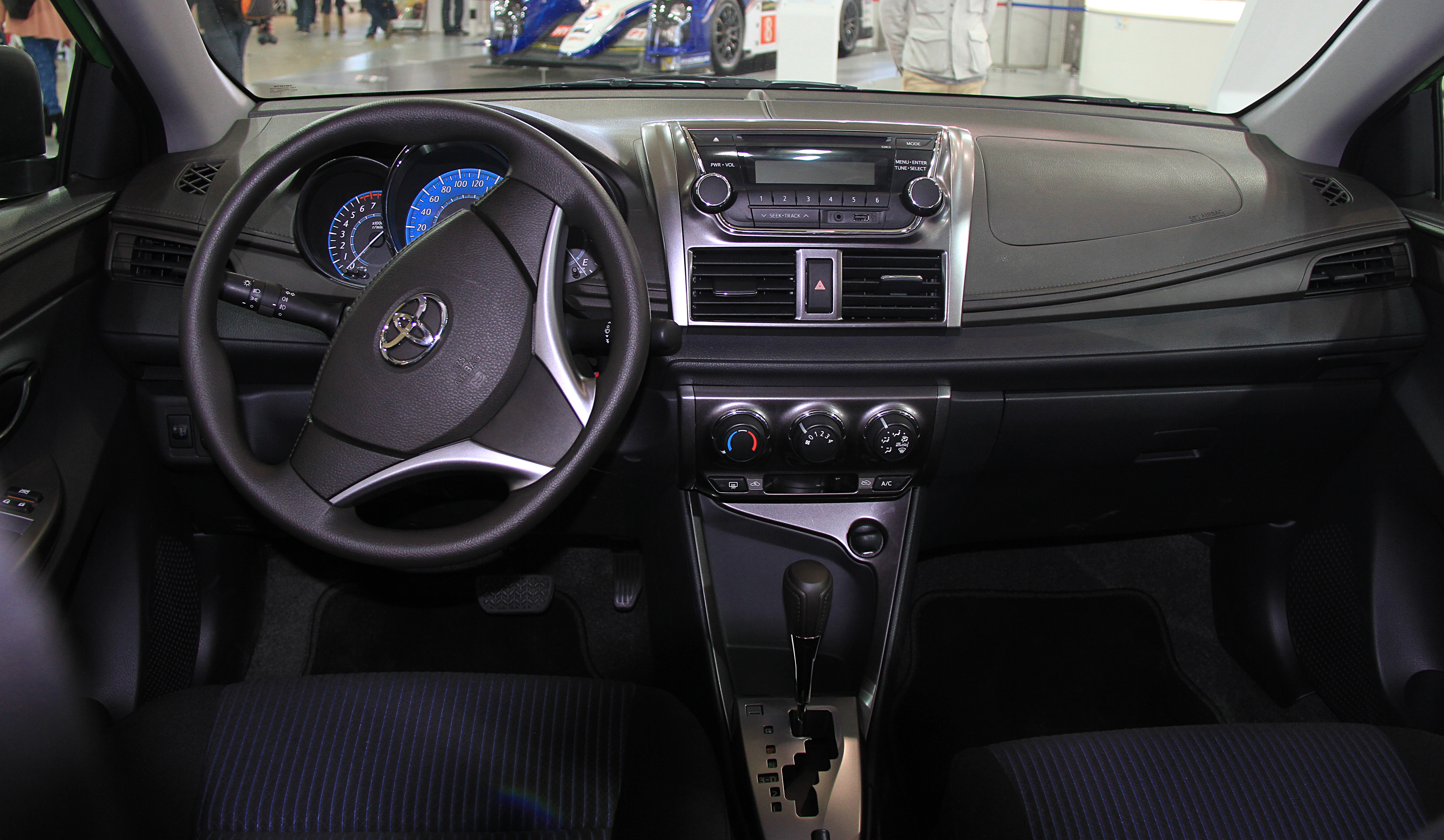 Toyota Yaris Hatchback 2014 Interior | www.pixshark.com - Images Galleries With A Bite!