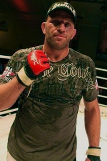 Travis Lutter American mixed martial arts fighter