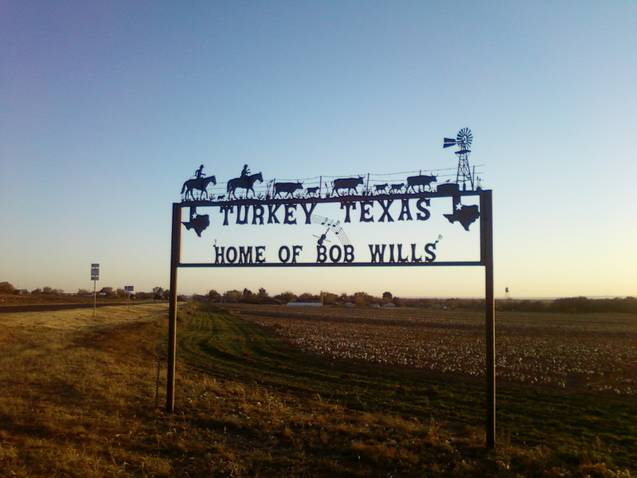 Turkey Texas Travel Guide At Wikivoyage