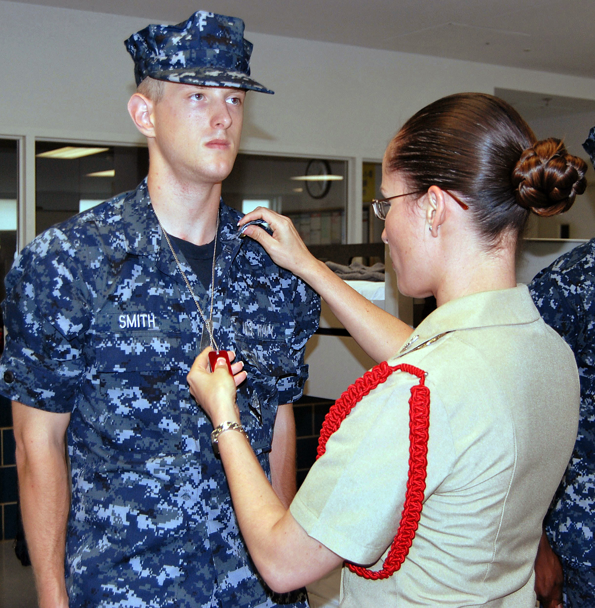navy master at arms a school