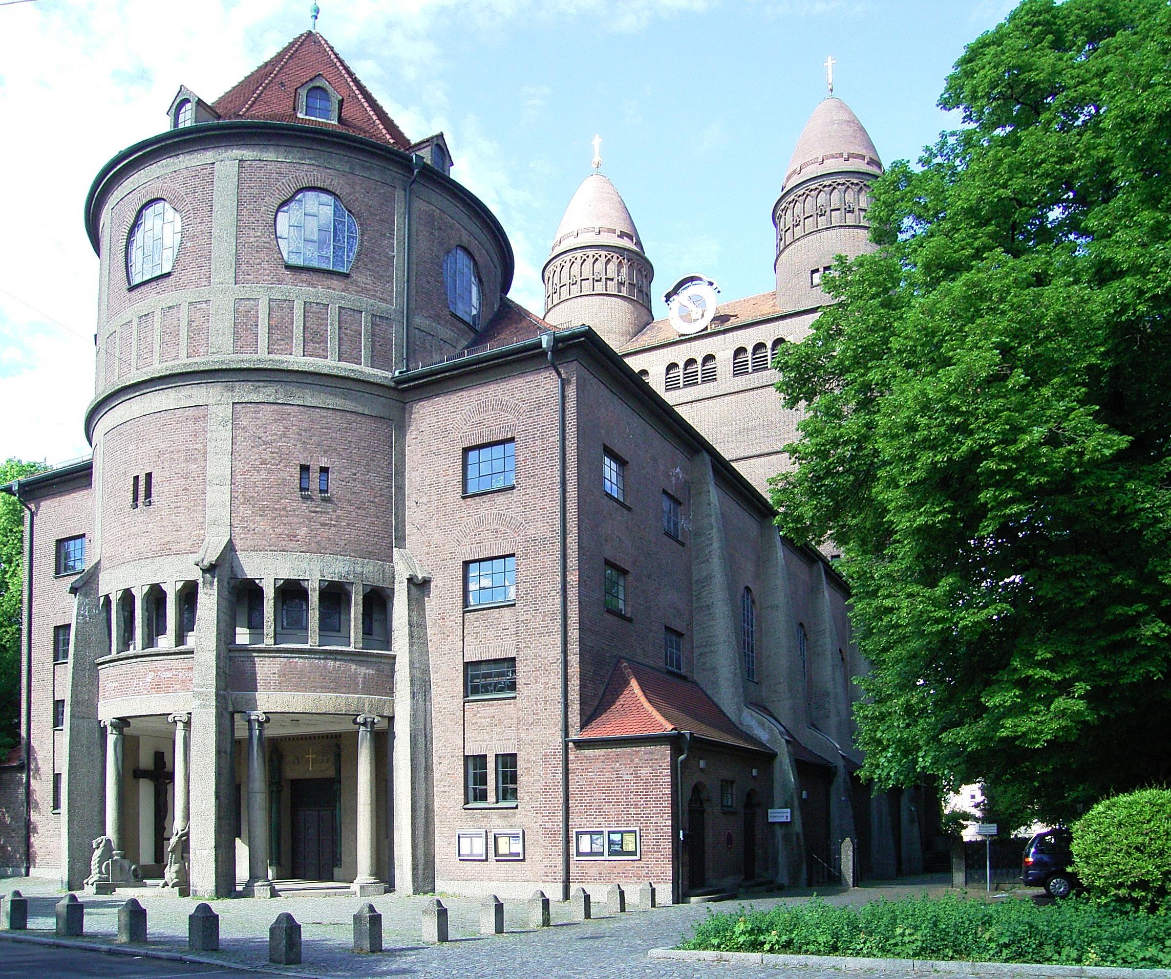 Evang. Pauluskirche Ulm