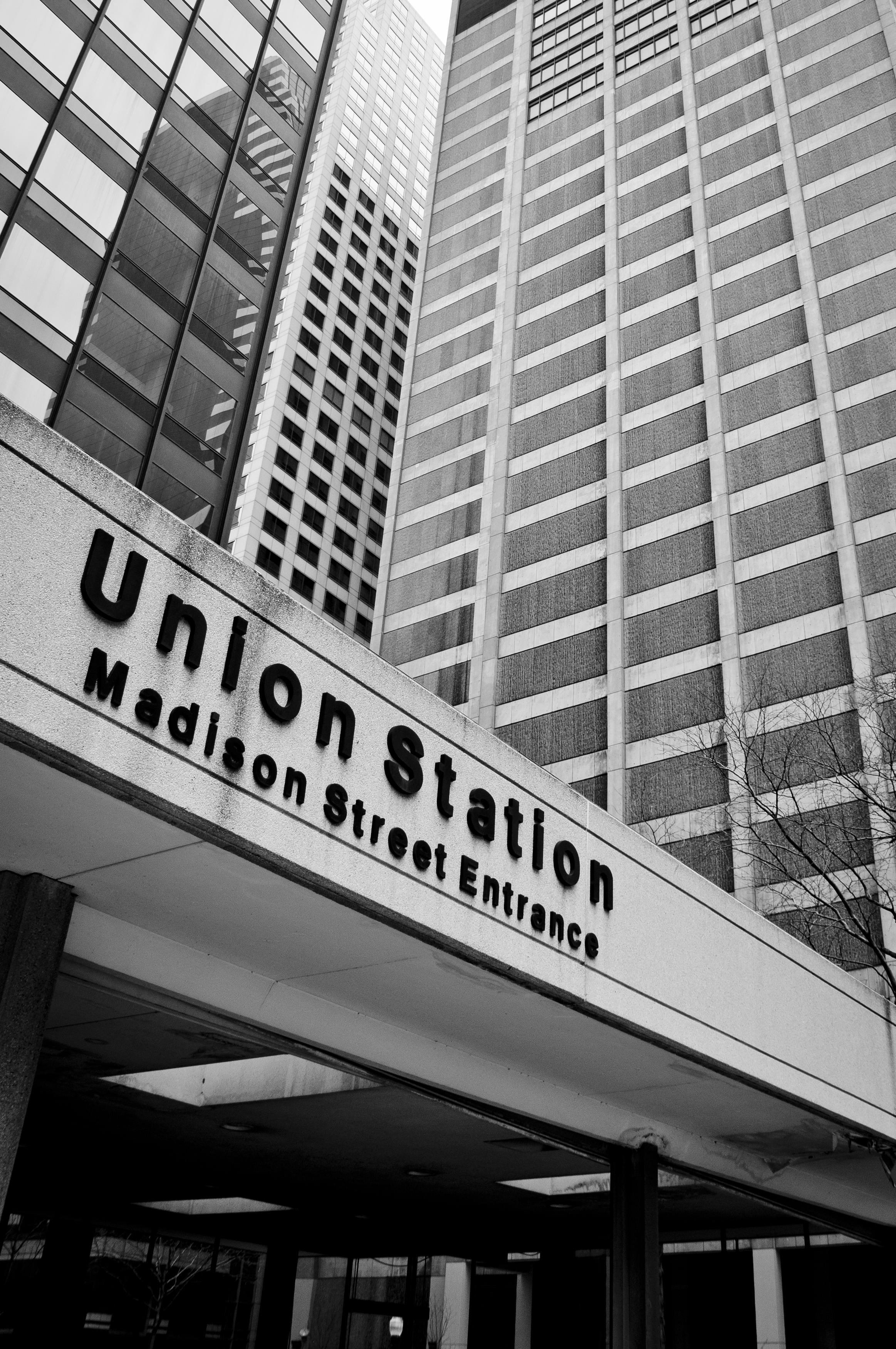 FileUnion Station Madison Street Entrance Jpg - Chicago map union station