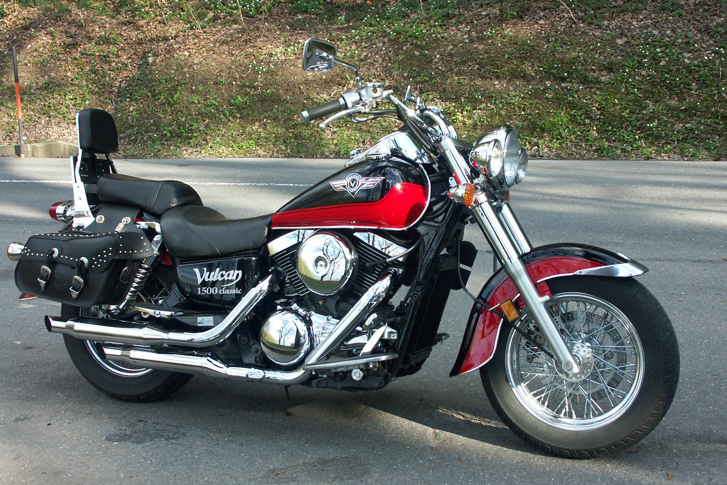 Kawasaki Drifter Vs Indian