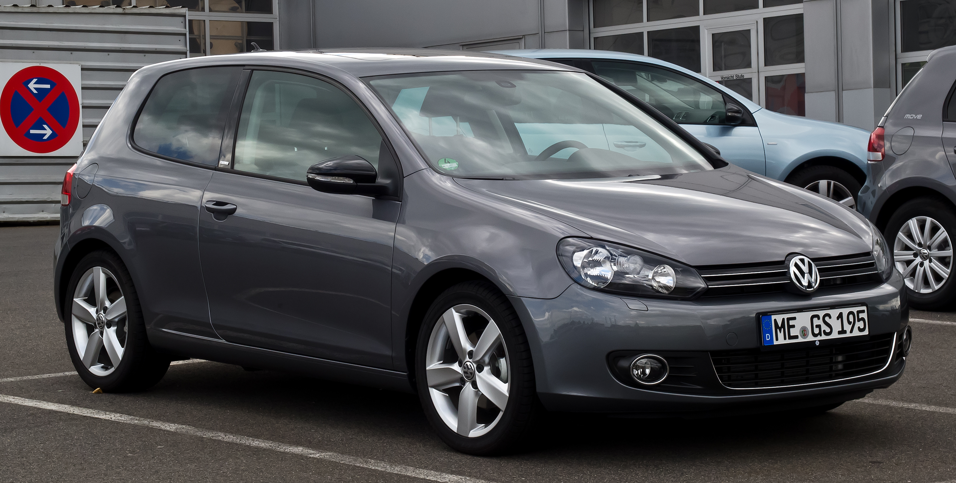 volkswagen golf mk6 wikiwand. Black Bedroom Furniture Sets. Home Design Ideas