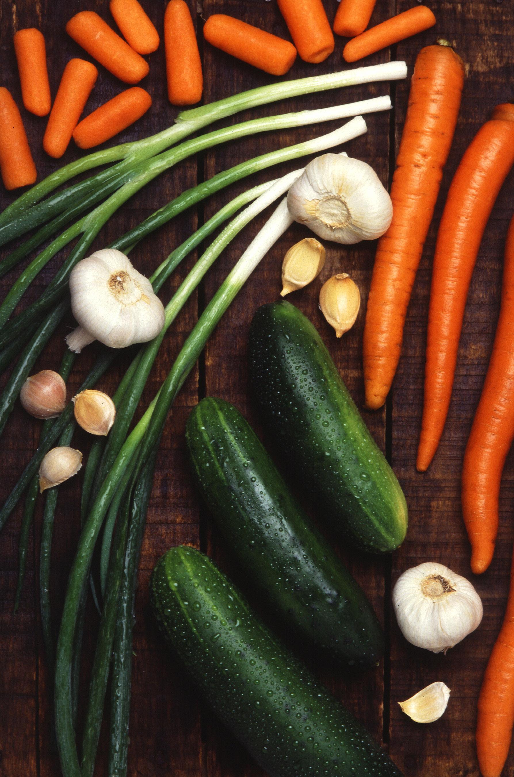 Lista de verduras hortalizas y legumbres