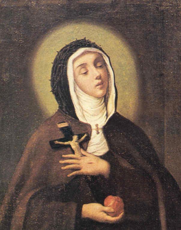Saint Veronica Guiliani