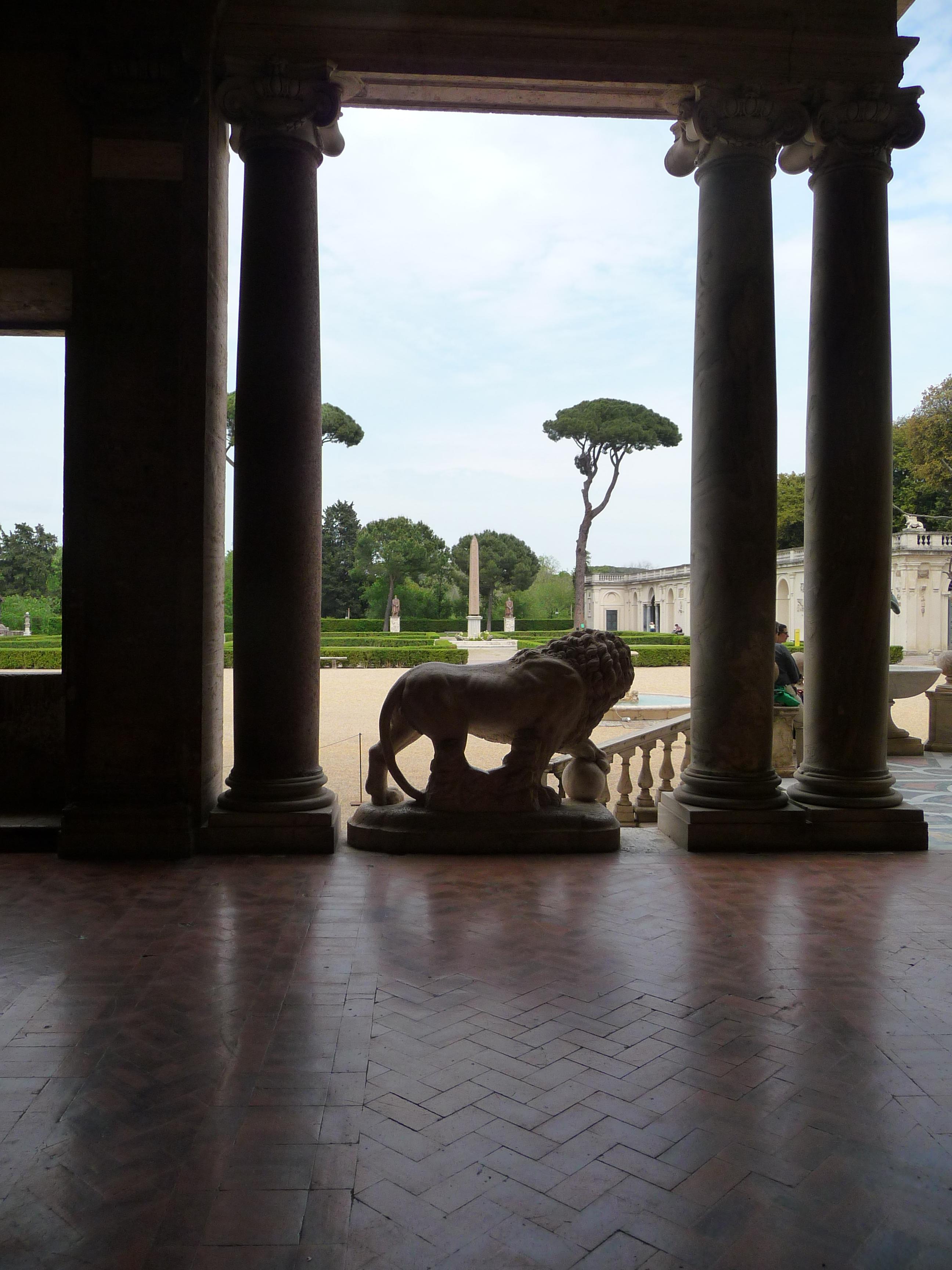 Villa Medici Roma Hotel