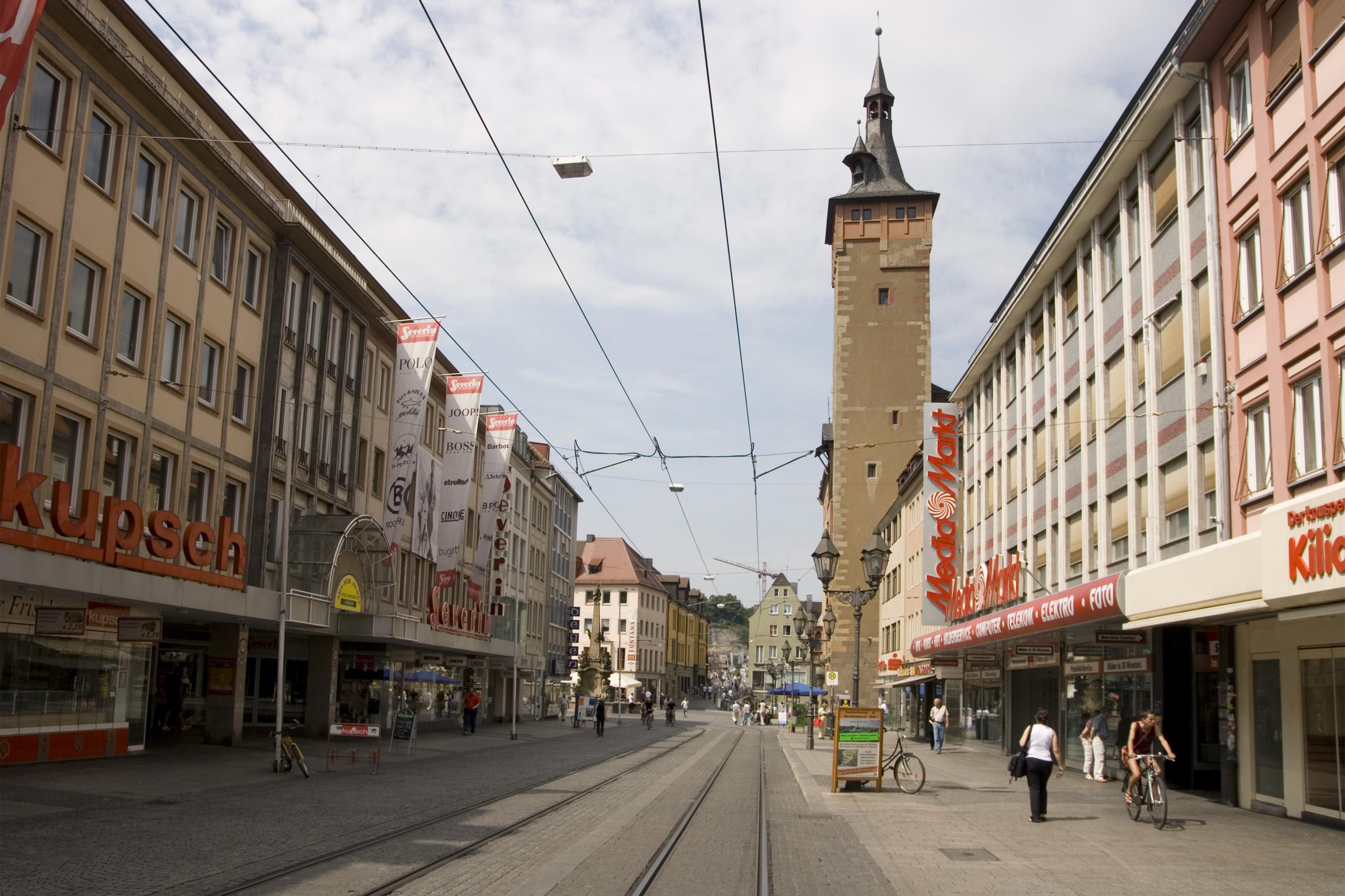 WГјrzburg Altstadt