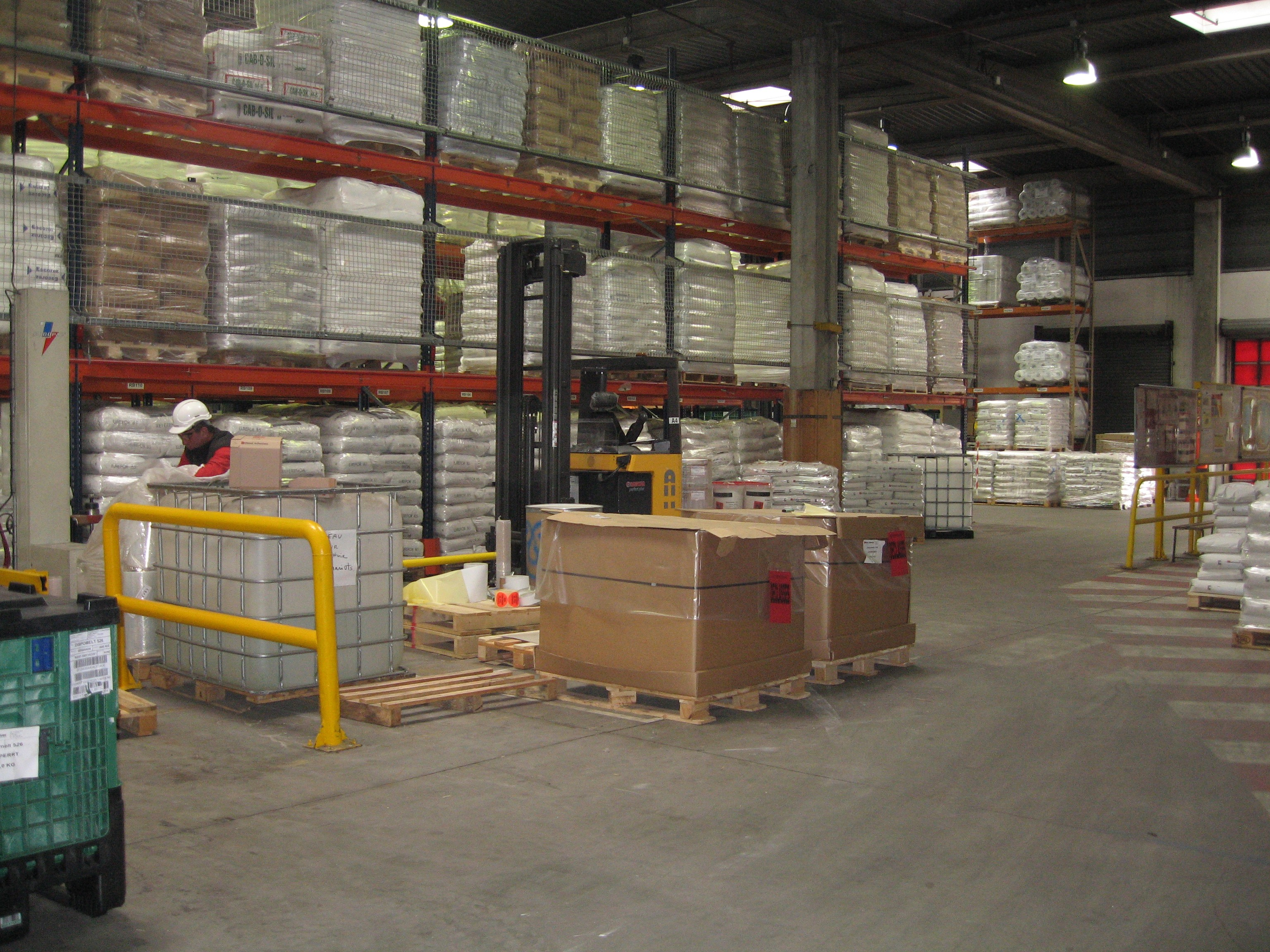 Auxiliary Forms Warehouse