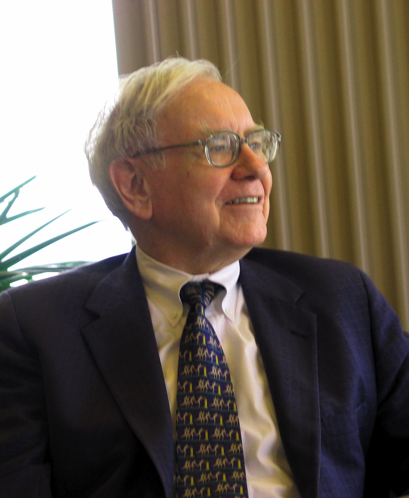 File:Warren Buffett KU Visit.jpg - Wikimedia Commons