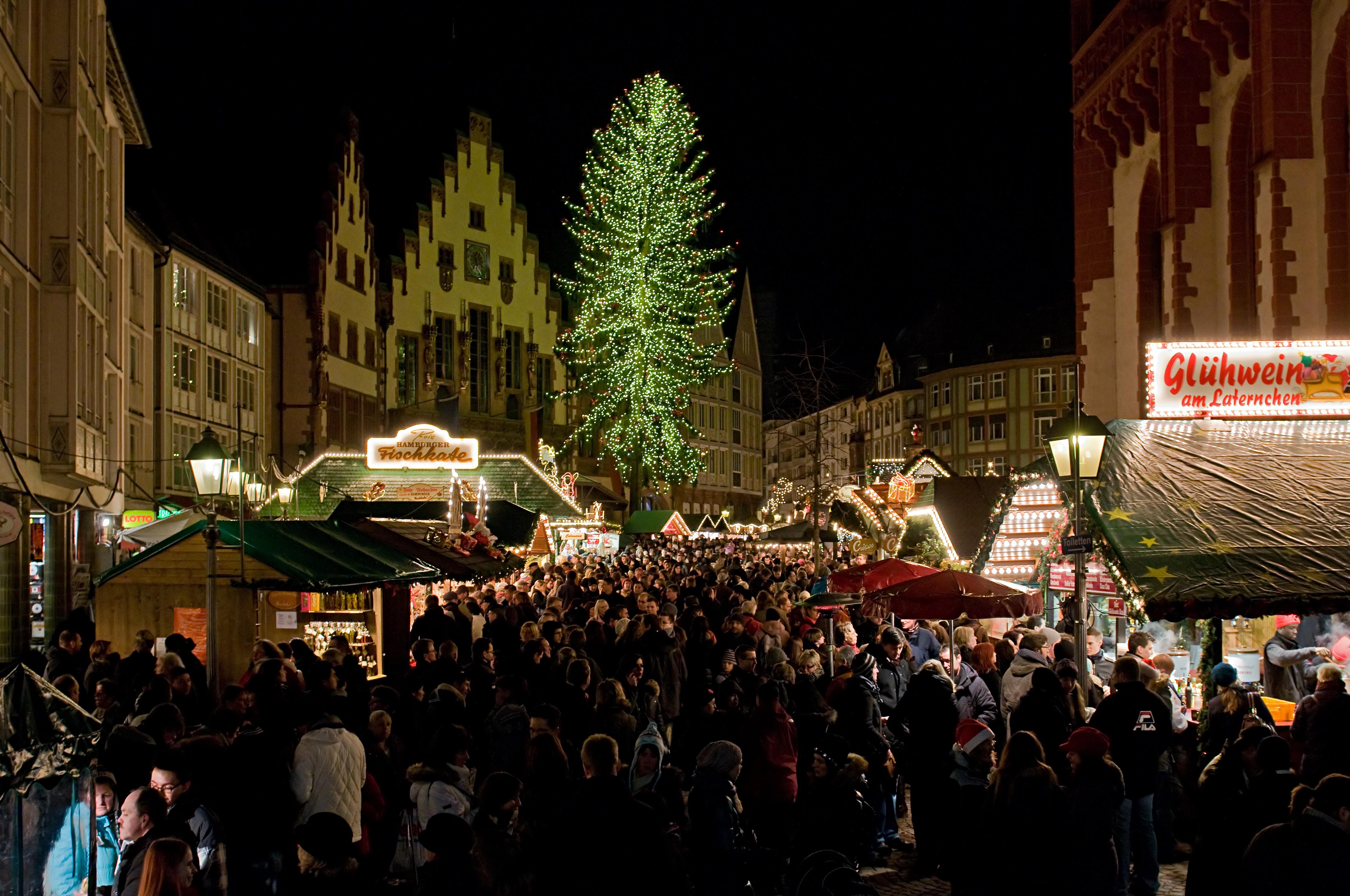 Weihnachtsmarkt Frankfurt Main.Frankfurter Weihnachtsmarkt Wikipedia