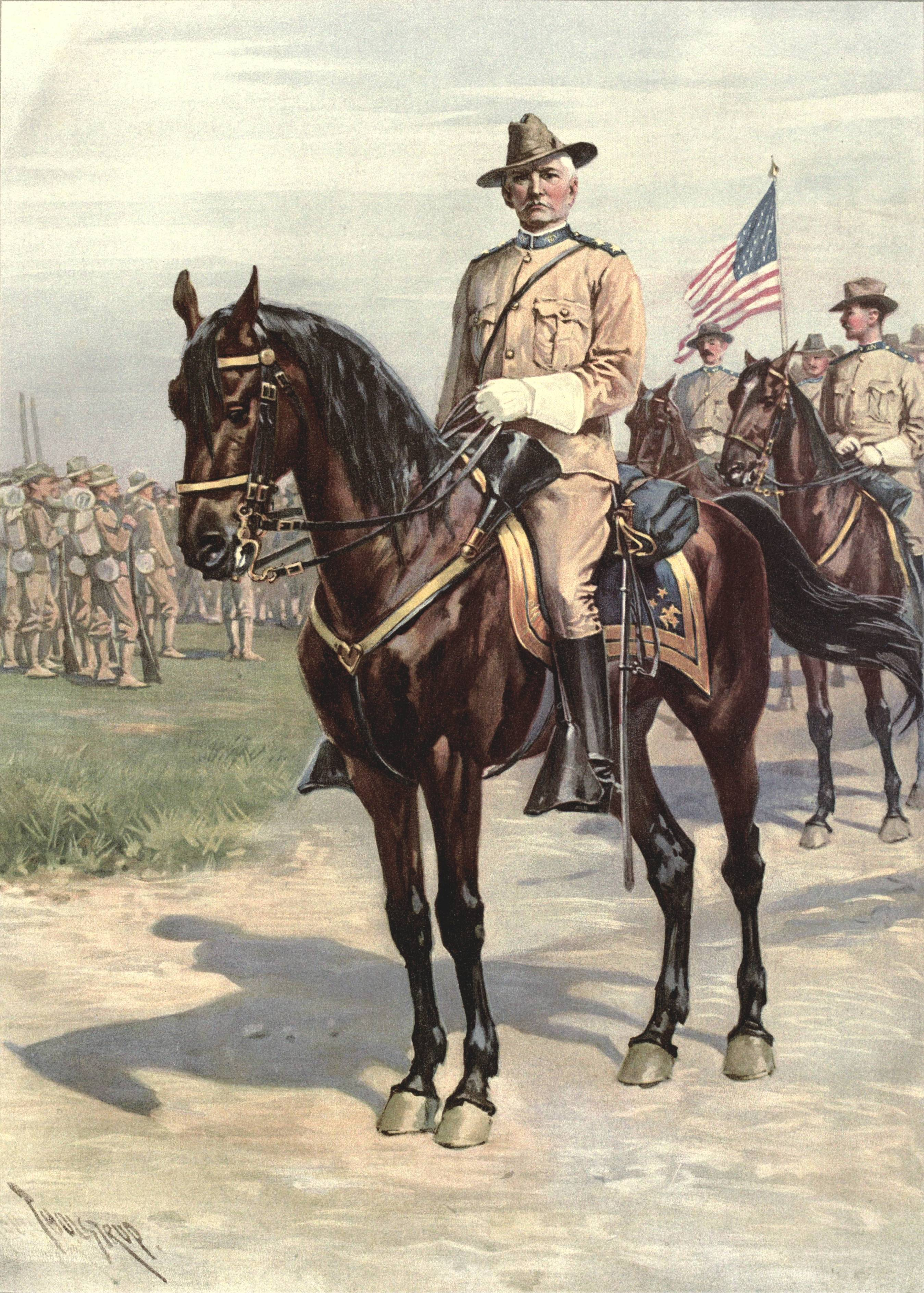 A history of the spanish american war