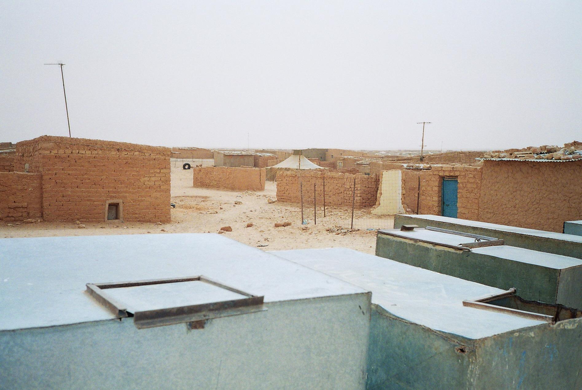 Campos De Refugiados De La Provincia De Tinduf Wikiwand