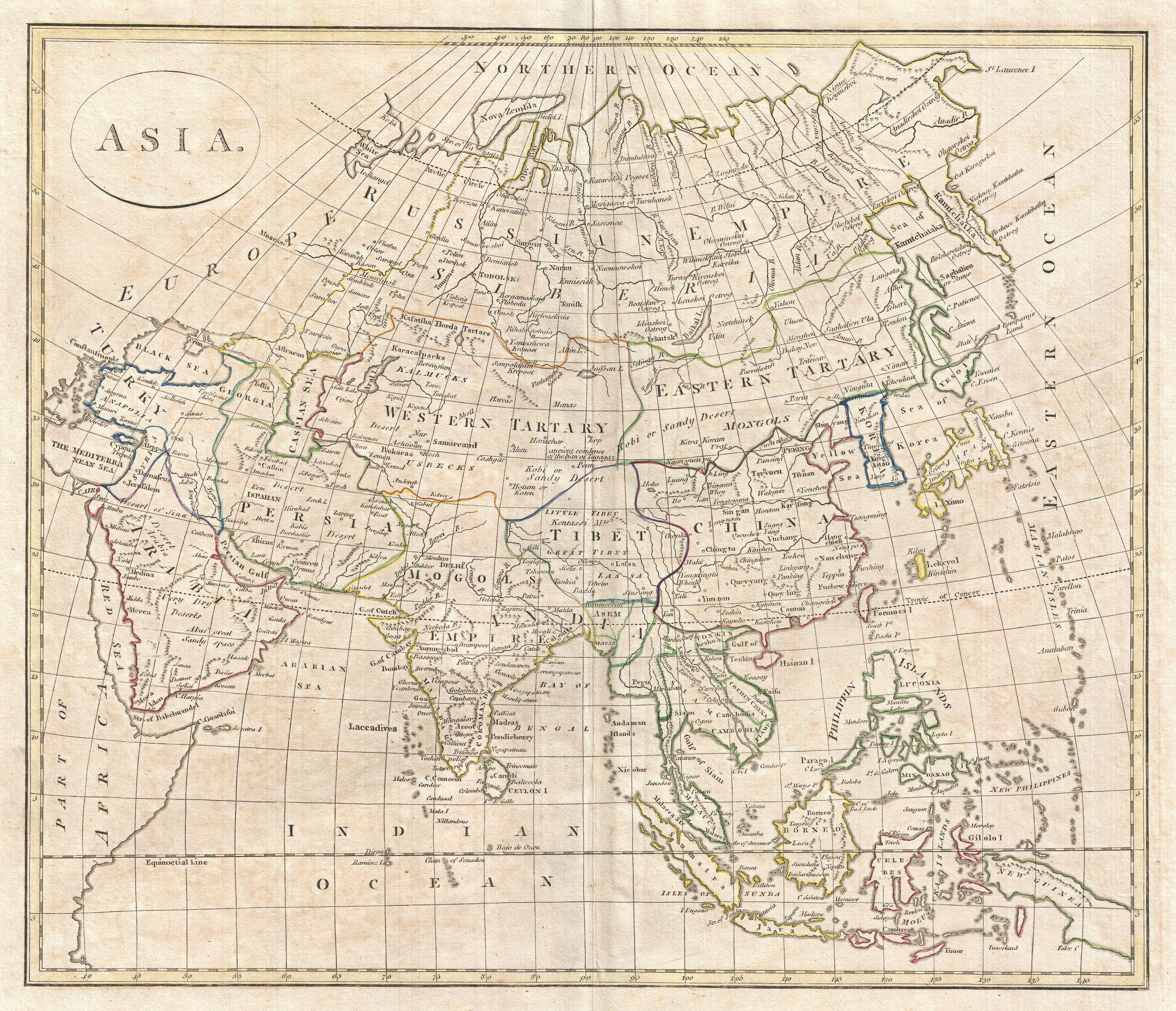 http://upload.wikimedia.org/wikipedia/commons/5/52/1799_Clement_Cruttwell_Map_of_Asia_-_Geographicus_-_Asia-cruttwell-1799.jpg