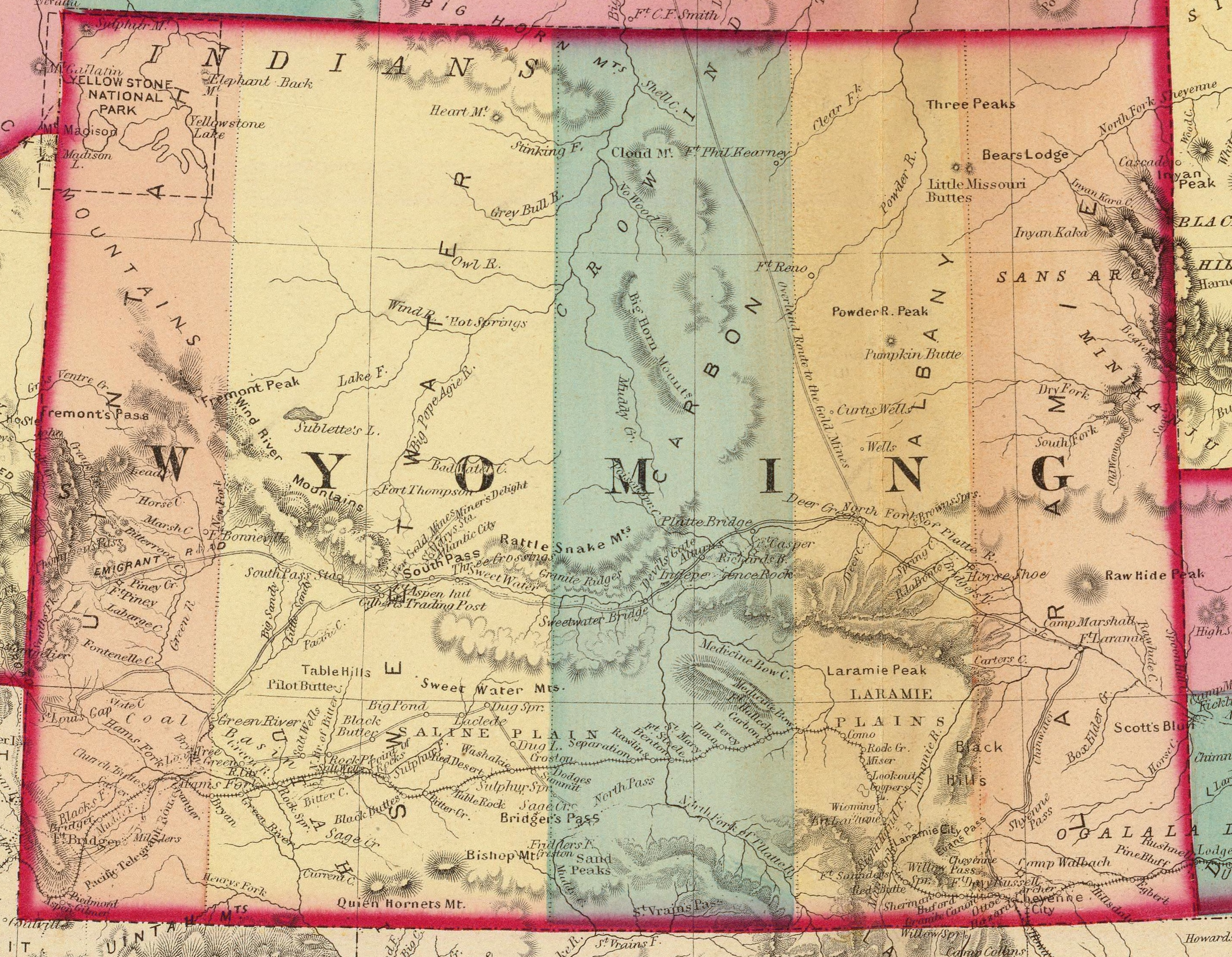 Wyoming Territory - Wikipedia