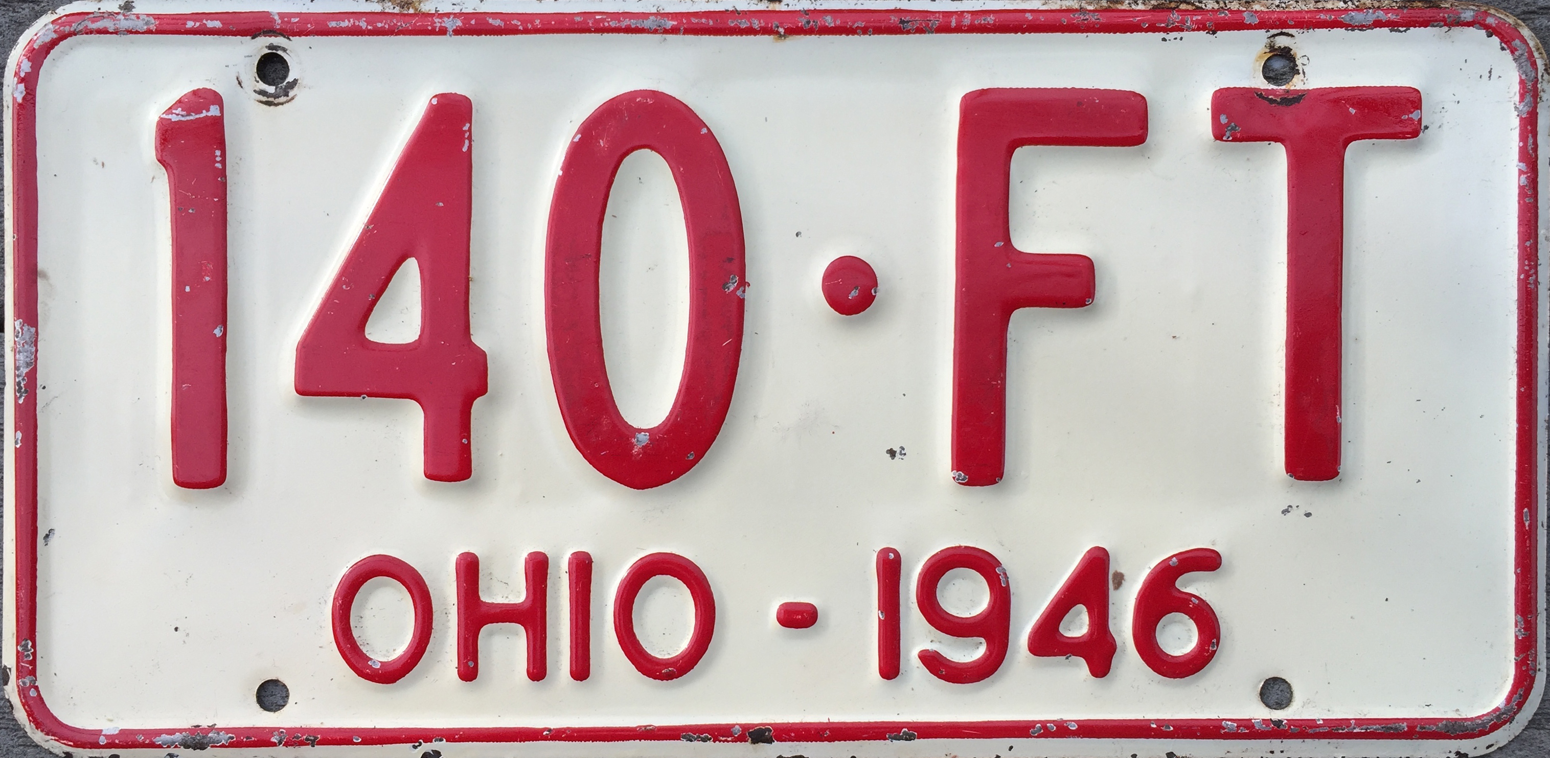 File:1946 Ohio license plate.JPG - Wikimedia Commons